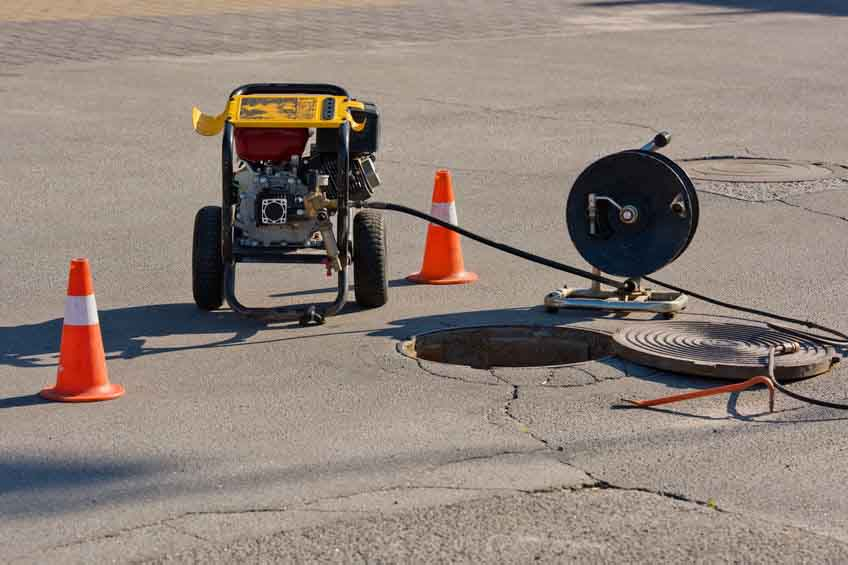 sewer repair in Port St. Lucie, FL
