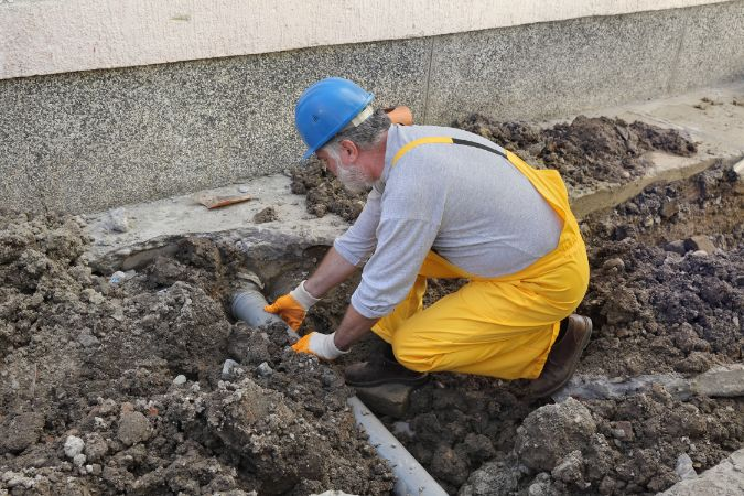 sewer repair services in Port St. Lucie, FL