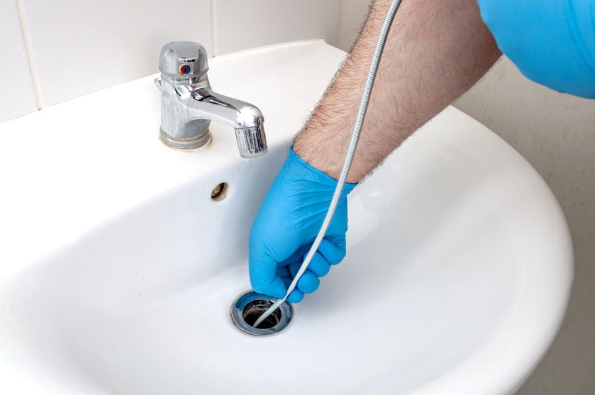 drain cleaning in Port St. Lucie, FL